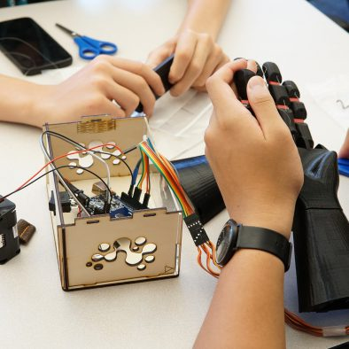 Hands on STEM exercises
